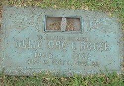 Ollie Mae <i>Coffey</i> Boger