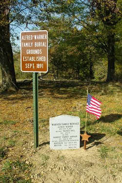 Alfred Warner Family Burial Ground