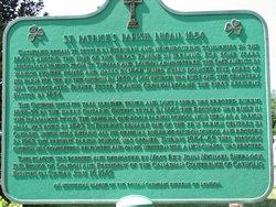 Saint Patrick's Roman Catholic Church Cemetery