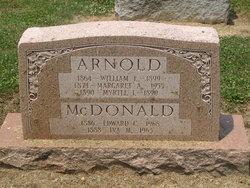 Margaret Ann <i>Danner</i> Arnold