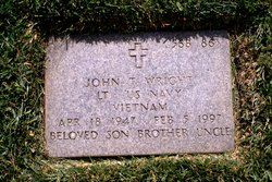 John T Wright