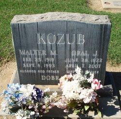 Opal Gerry Jeanette <i>Fitzgerald</i> Kozub