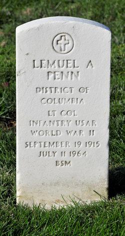 Lemuel Penn