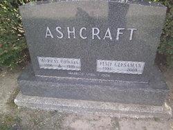 Elsie Lucille <i>Geesaman</i> Ashcraft