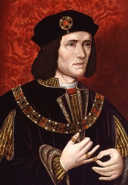 King Richard, III