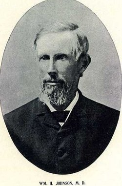 Dr William Hilleary Johnson