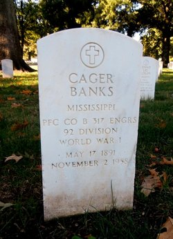 Cager Banks