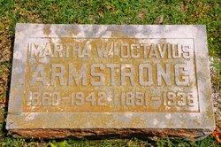 Martha Warren <i>Green</i> Armstrong