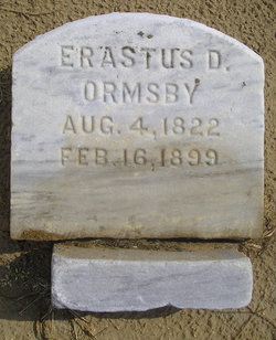 Erastus Ormsby