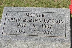Arlin <i>McMinn</i> Jackson