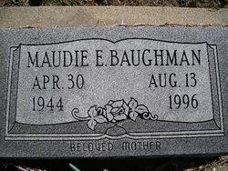 Maudie Enid <i>Copeland</i> Baughman