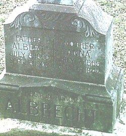 Anna <i>Beck</i> Albrecht