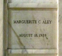 Marguerite Chappo <i>Chapman</i> Aley