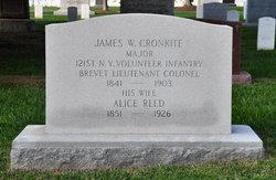 Mary Alice <i>Reed</i> Cronkite