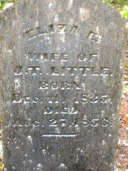 Eliza E. <i>Pankey</i> Little