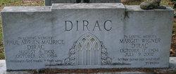 Marget Manci <i>Wigner</i> Dirac