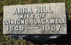 Arriana Arra <i>Hill</i> Blackwell