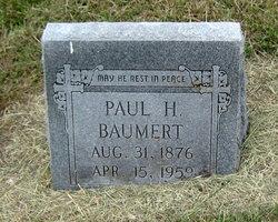 Paul H Baumert