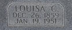 Louisa Catherine <i>Albright</i> Cavin