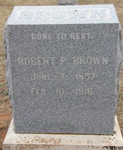 Robert P. Brown