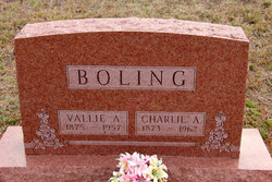 Vallie A. Boling
