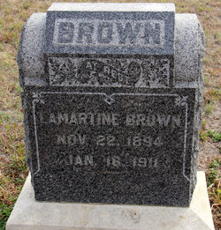 Lamartine Brown