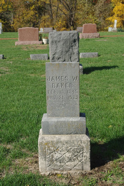 James Washington Baker