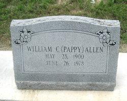William Claude Pappy Allen