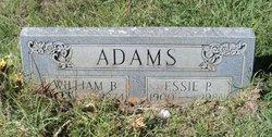 Estelle D Essie <i>Parker</i> Adams