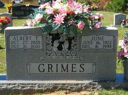 Albert Thomas Grimes
