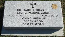 Richard E Ricky Drake