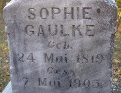 Sophie Gaulke