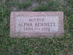 Alpha <i>Stanphill</i> Bennett