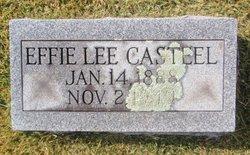 Effie Lee <i>Nelson</i> Casteel