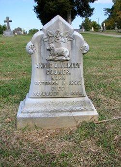 Annie Alvertey Coomes