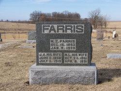 Nancy Louisa <i>Bunnell</i> Farris