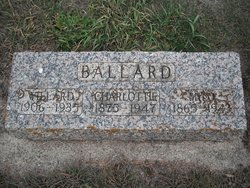 Charlotte Mary <i>Nichols</i> Ballard
