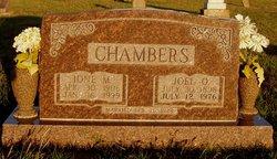 Ione M. <i>Bugg</i> Chambers