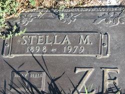 Estella Maude Stella <i>Hammond</i> Zellers