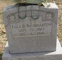 Ella <i>Byrnes</i> Baumgarten