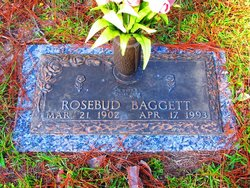 Rosebud Baggett