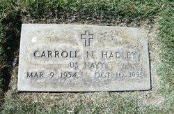 Carroll Noland Hadley