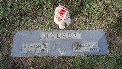 Bowman Right Holmes
