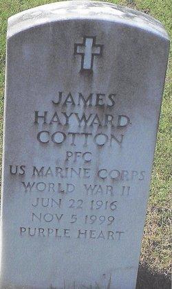 James Hayward Cotton
