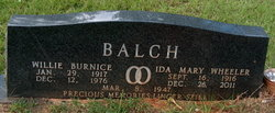 Ida Mary <i>Wheeler</i> Balch
