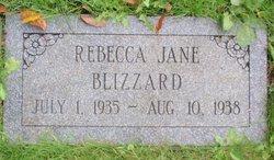 Rebecca Jane Blizzard