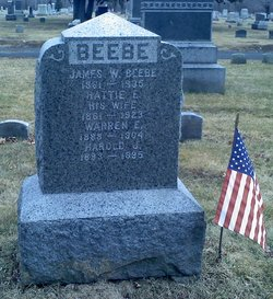 Harold J Beebe