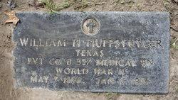 William Houston Huffstutler