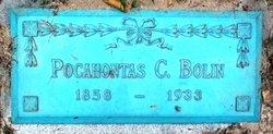Pocahontas C. Bolin