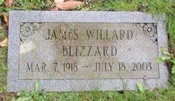 James W. Blizz Blizzard